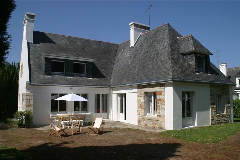 Revenda residencial de prestígio casa Fouesnant 895600€ - Fotografia 1