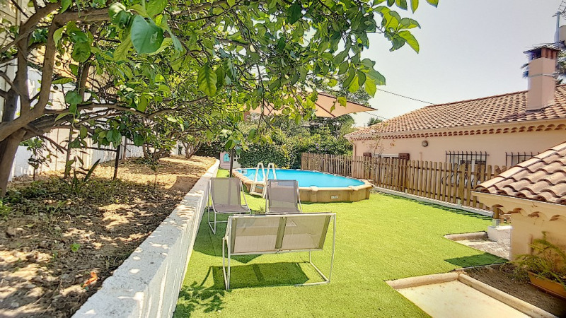 Vente de prestige maison / villa Cagnes sur mer 598000€ - Photo 1