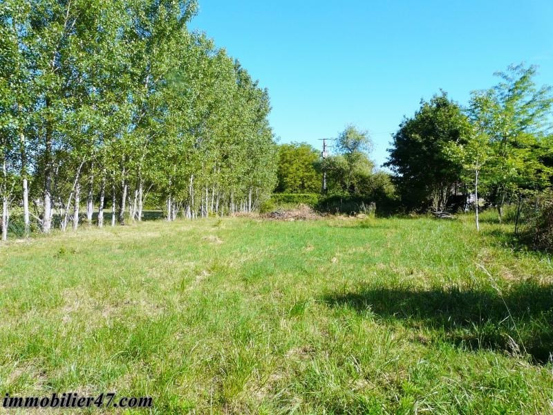 Vente terrain Prayssas 25 000€ - Photo 1