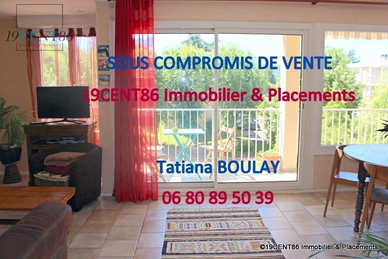 Sale apartment Fontaines sur saone 170000€ - Picture 1