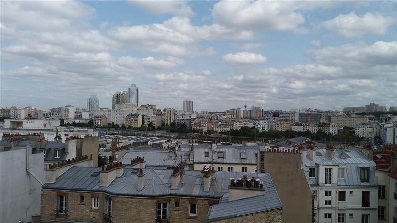 出租 公寓 Paris 18ème 780€ CC - 照片 1