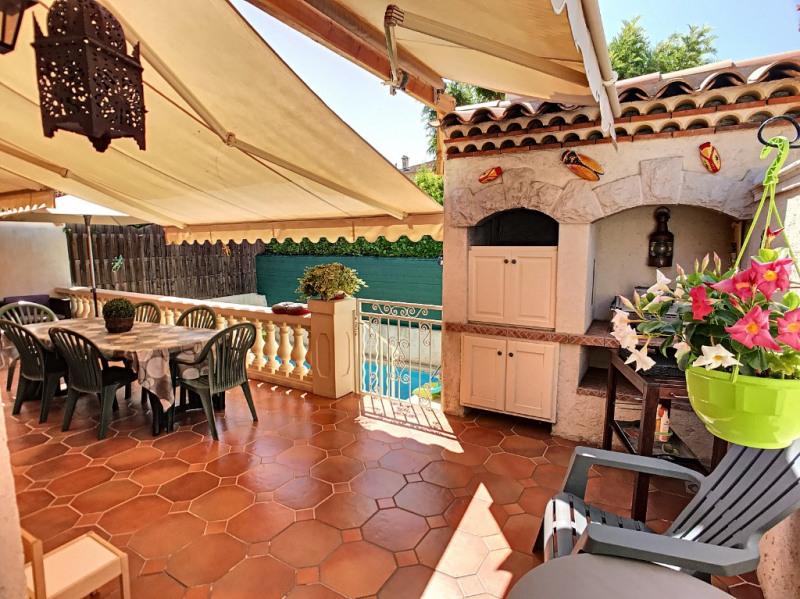 Deluxe sale house / villa Cagnes sur mer 590000€ - Picture 1