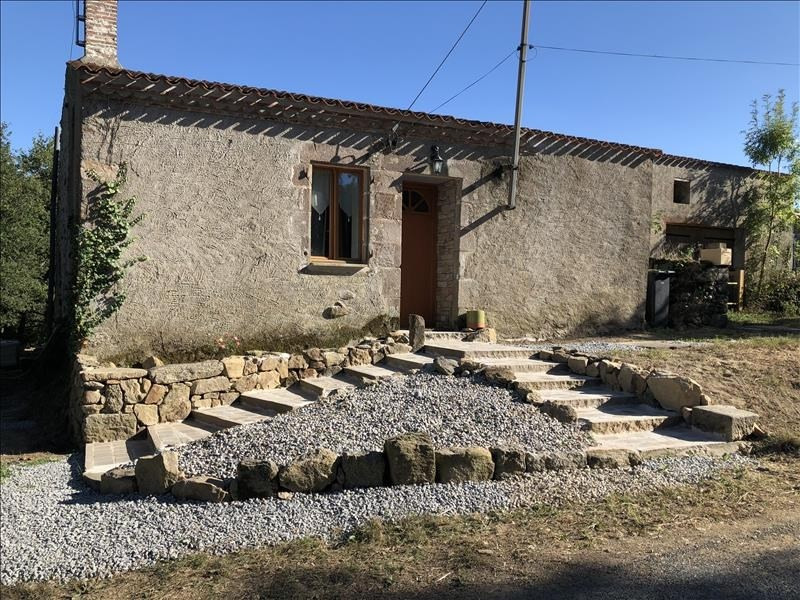 Vente maison / villa La chapelle palluau 117 900€ - Photo 1