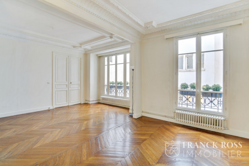 Rental apartment Paris 16ème 2 595€ CC - Picture 2