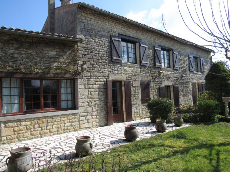 Sale house / villa Aulnay 138 000€ - Picture 2