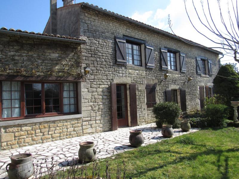 Vente maison / villa Saint-georges-de-longuepierre 138000€ - Photo 2