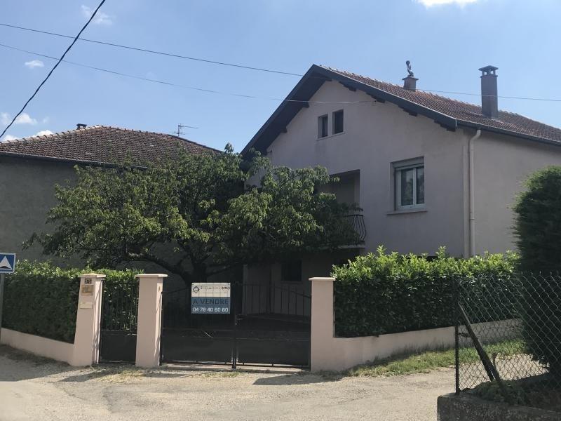 Vente maison / villa Heyrieux 207000€ - Photo 1