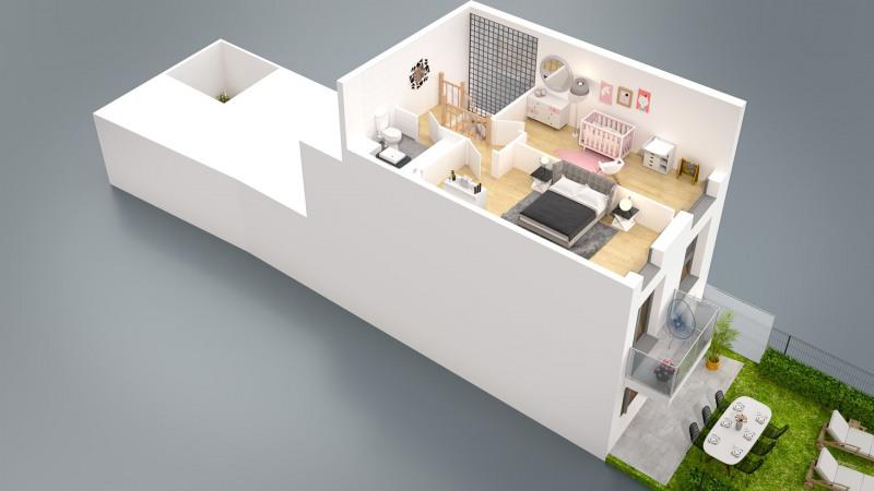 Sale apartment Suresnes 1000000€ - Picture 3