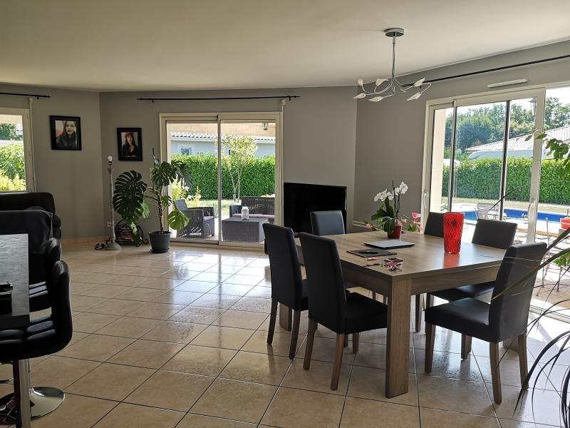 Sale house / villa Pontenx les forges 341250€ - Picture 2