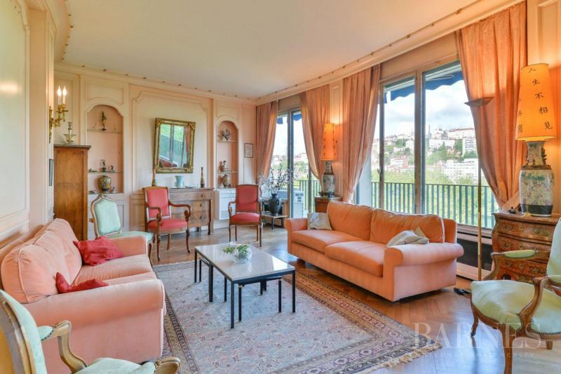 Deluxe sale apartment Lyon 6ème 1090000€ - Picture 3