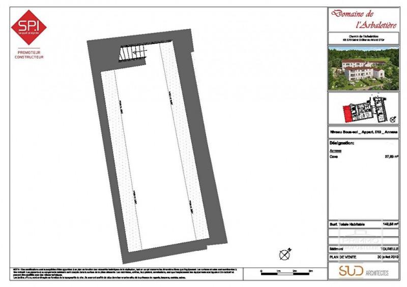 Deluxe sale apartment Saint didier au mont d'or 825000€ - Picture 8