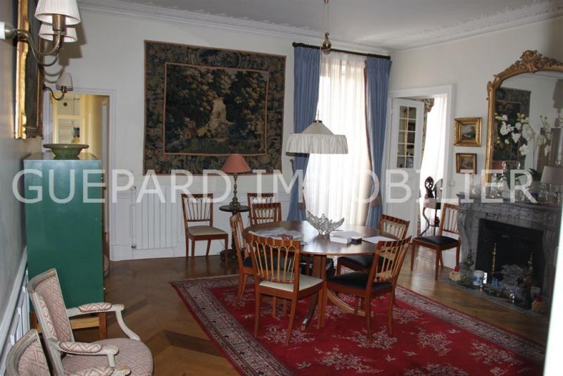 Deluxe sale apartment Paris 8ème 3500000€ - Picture 4