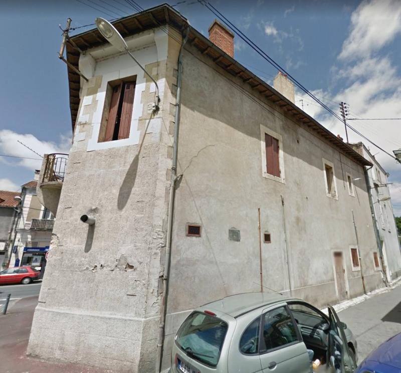 Investment property building Perigueux 85000€ - Picture 1