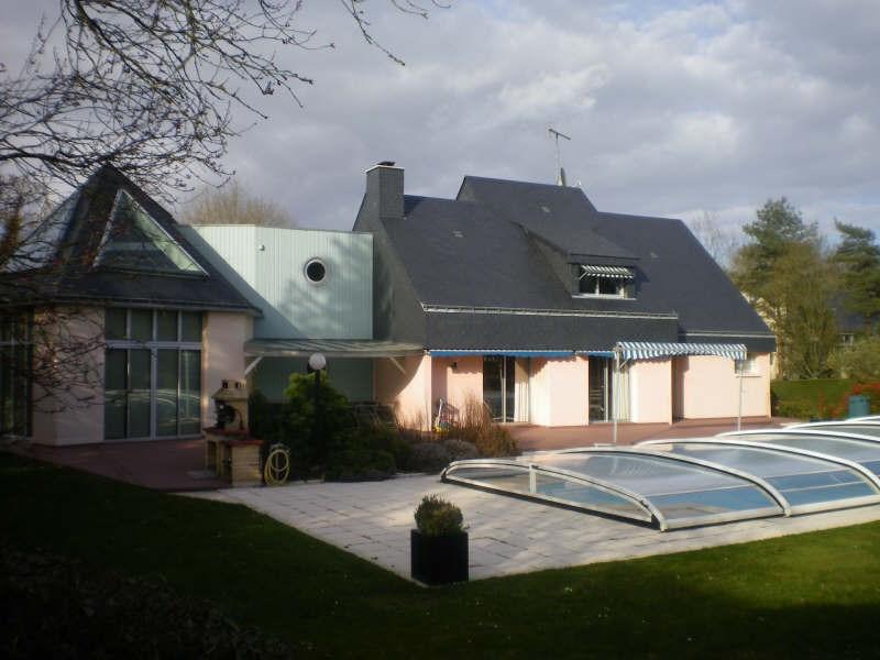 Sale house / villa St berthevin 364000€ - Picture 17