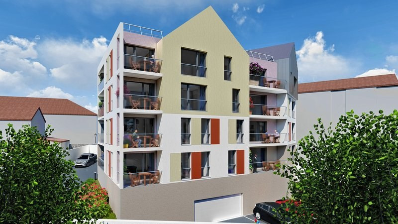 Vente appartement Claye souilly 274 000€ - Photo 10