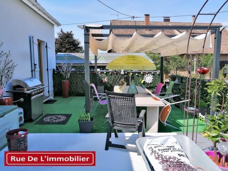 Vente maison / villa Reichshoffen 260000€ - Photo 1