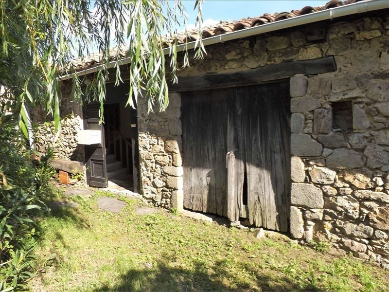 Revenda casa Aubenas 138400€ - Fotografia 9