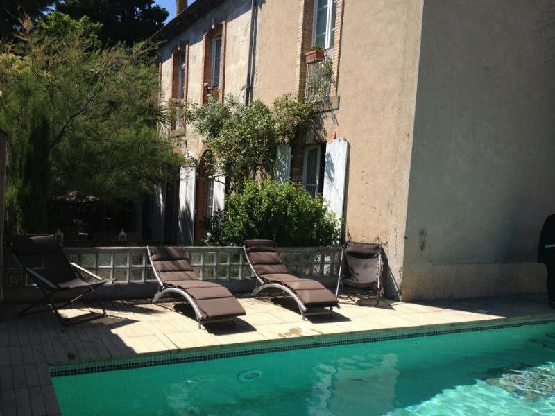 Deluxe sale house / villa Carcassonne 589 000€ - Picture 1