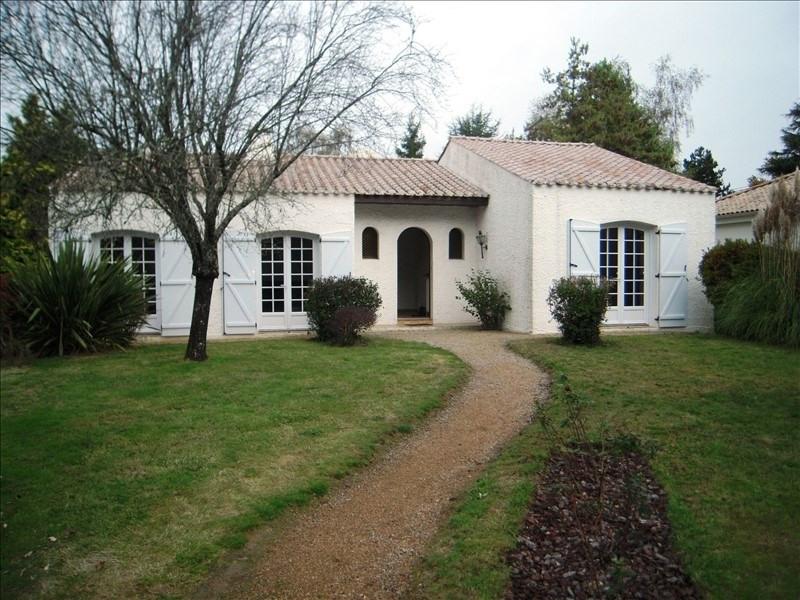 Sale house / villa Le poire sur vie 229500€ - Picture 1