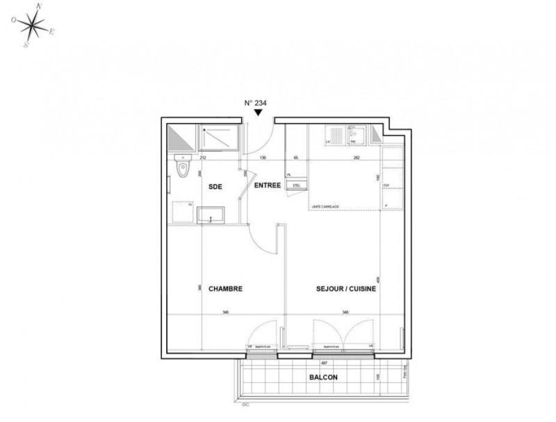 Vente appartement Thiais 257000€ - Photo 6