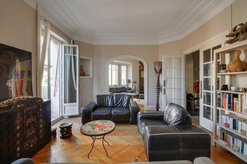 Vente de prestige appartement Lyon 6ème 870000€ - Photo 4
