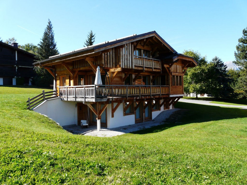 Venta de prestigio  casa Combloux 1790000€ - Fotografía 3