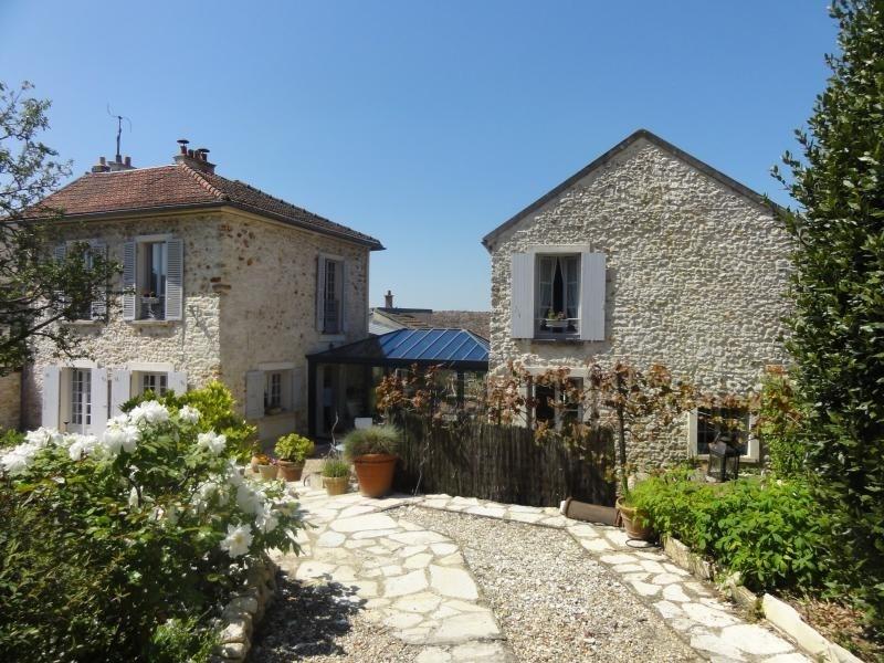 Sale house / villa Villiers st frederic 649900€ - Picture 1