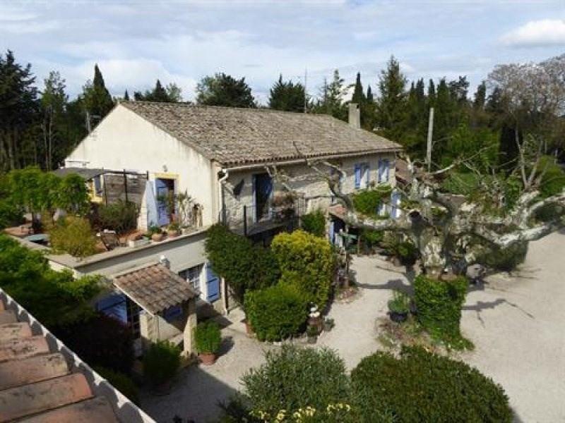 Vente de prestige maison / villa Rognonas 1150000€ - Photo 1