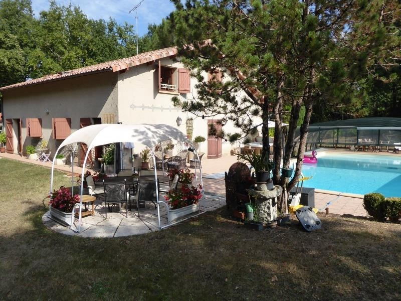 Deluxe sale house / villa St martial 730 000€ - Picture 9