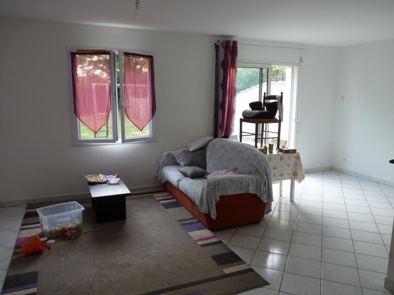 Rental house / villa La chaize le vicomte 550€ CC - Picture 2