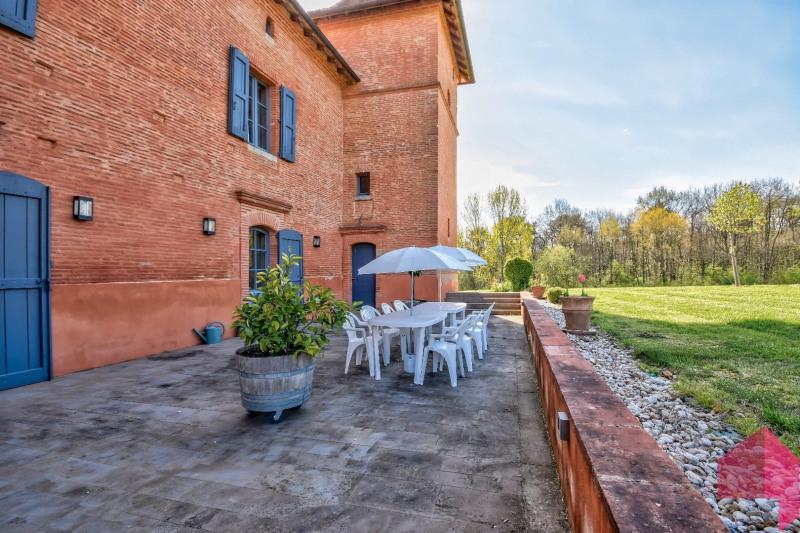 Venta de prestigio  casa Montastruc la conseillere 980000€ - Fotografía 1