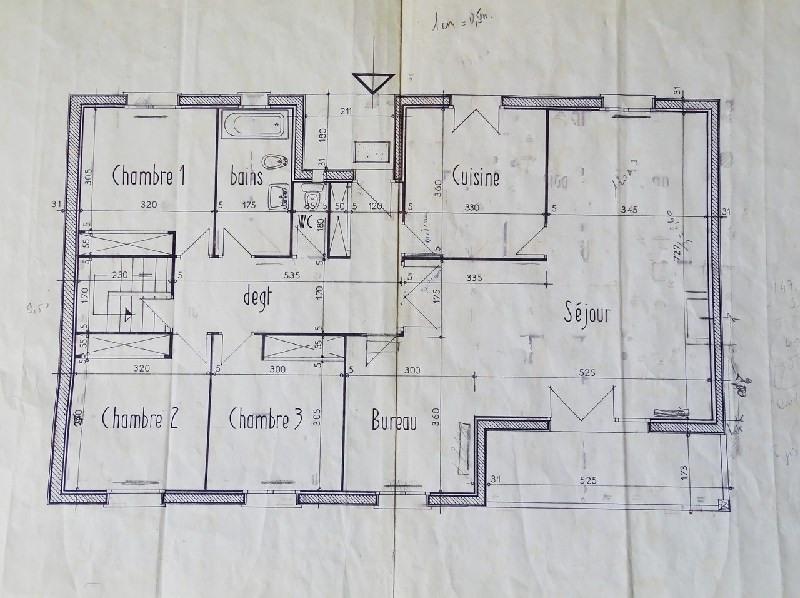 Venta  casa Heyrieux 390000€ - Fotografía 10