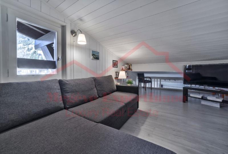 Vente appartement Praz sur arly 218000€ - Photo 2