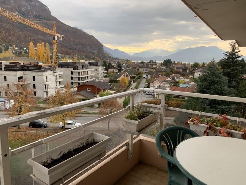 Vente appartement Annecy le vieux 231000€ - Photo 3