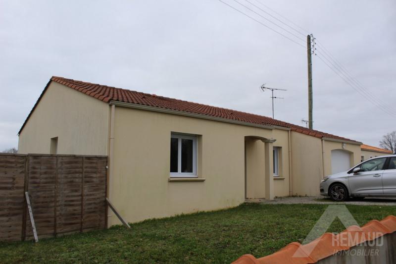 Rental house / villa Mouilleron le captif 590€ CC - Picture 1
