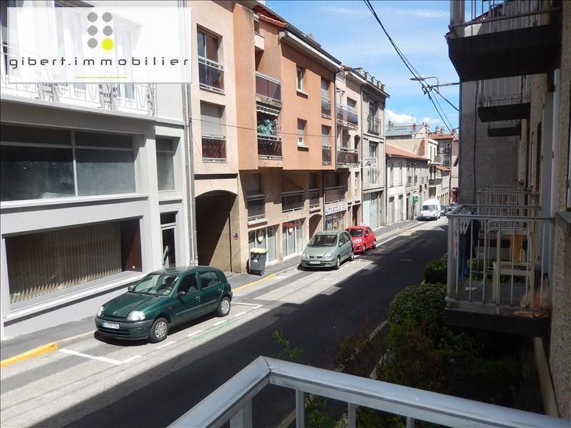 Rental apartment Le puy en velay 302€ CC - Picture 4