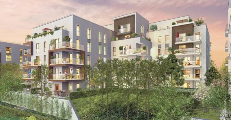 Verkoop  appartement Rueil malmaison 598000€ - Foto 2
