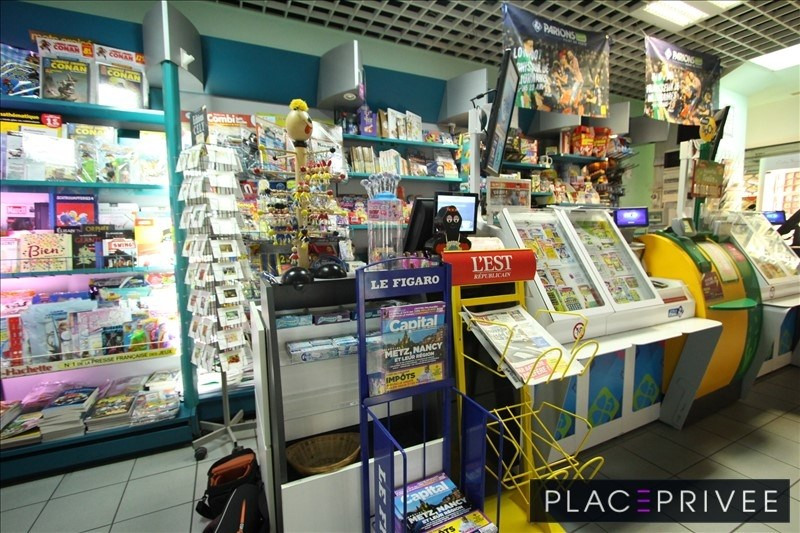 Commercial property sale shop Nancy 209 000€ - Picture 1