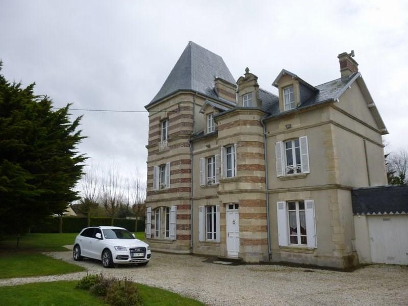Vente de prestige maison / villa Luc sur mer 842000€ - Photo 1