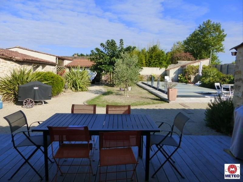Sale house / villa Le bernard 422000€ - Picture 7