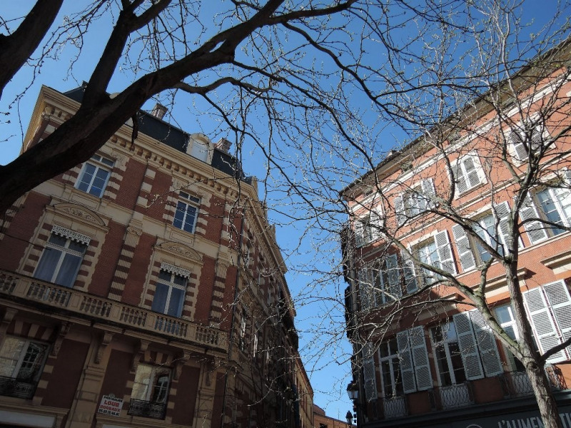 Sale apartment Toulouse 260 000€ - Picture 1