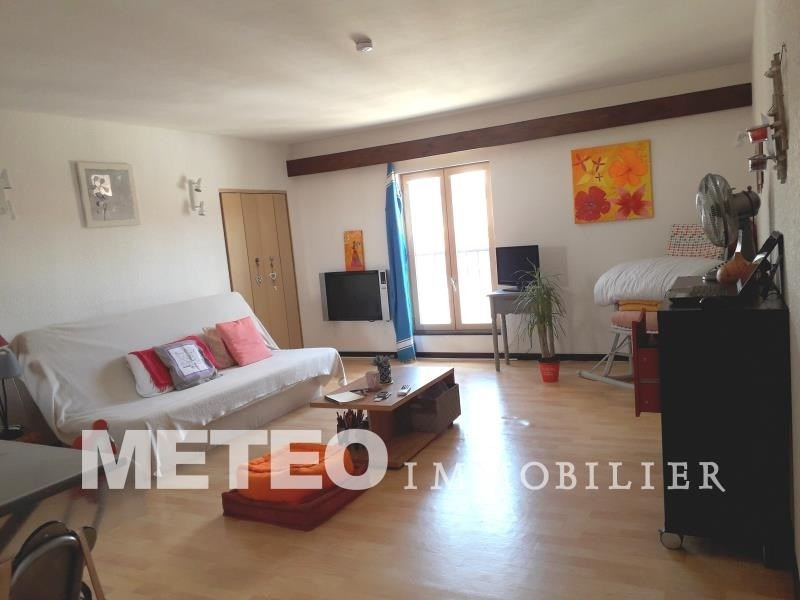 Investment property apartment Lucon 64 560€ - Picture 1