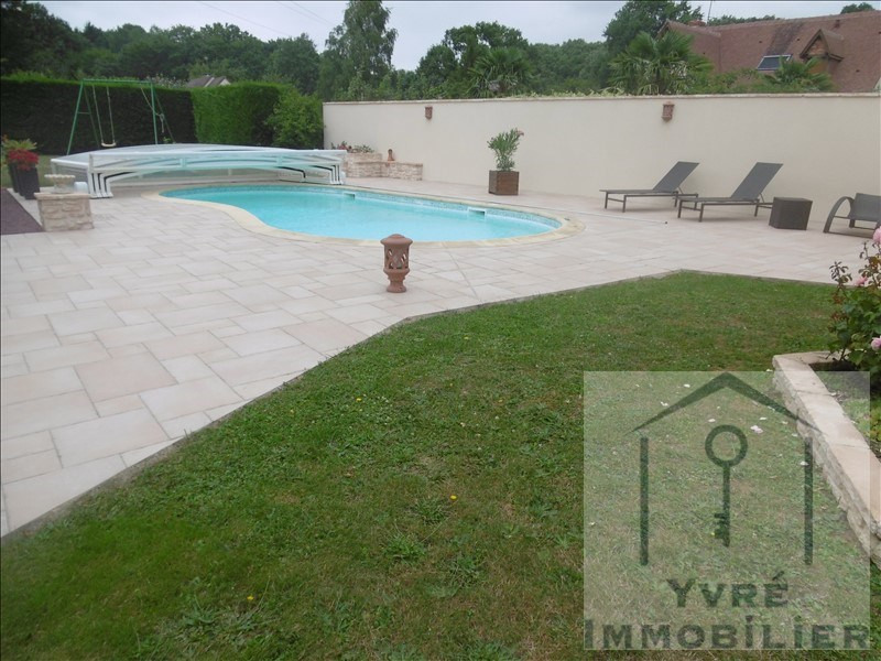 Vente maison / villa Yvre l eveque 364 000€ - Photo 6