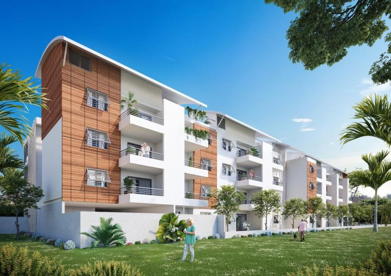 Vente appartement Riviere des pluies 163500€ - Photo 1