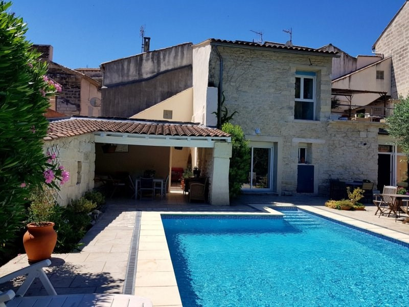 Investment property house / villa Barbentane 545000€ - Picture 2