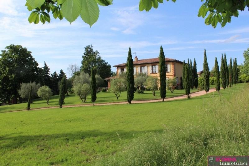 Deluxe sale house / villa Saint-orens-de-gameville 10 minutes 943950€ - Picture 1