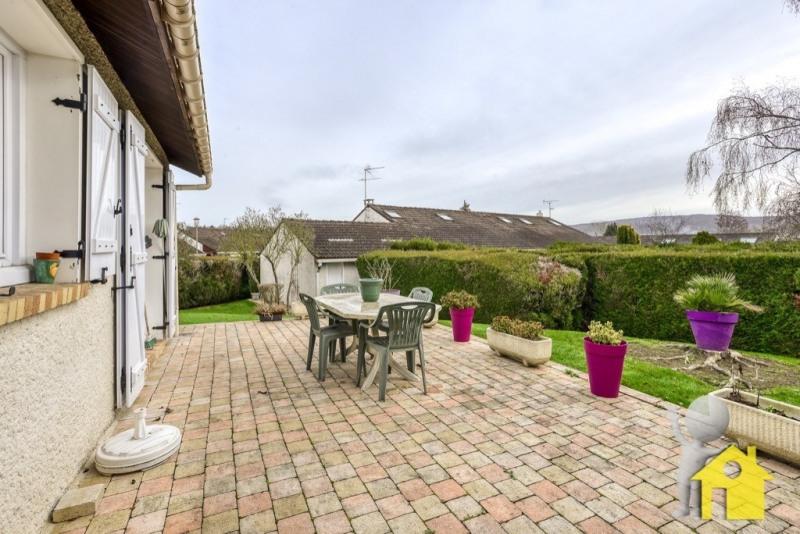 Vente maison / villa Mours 254400€ - Photo 1