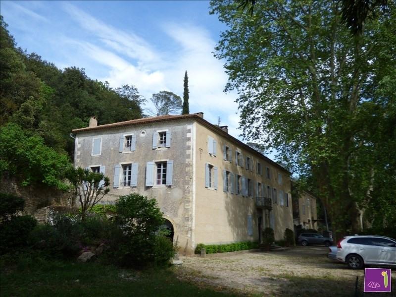 Verkoop van prestige  huis Uzes 1990000€ - Foto 9
