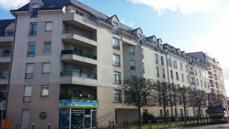 Rental apartment Poissy 643€ CC - Picture 1