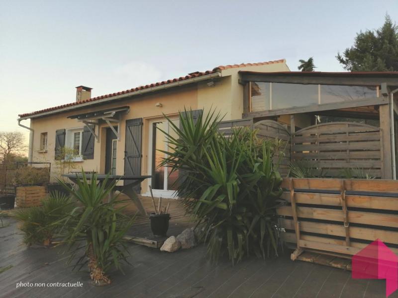 Vente maison / villa Ayguesvives 220500€ - Photo 2